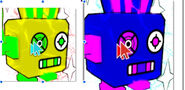 Mythic Easter Robot