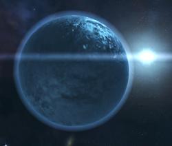 Beta Antini System Planet Image