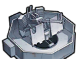 Twin 40mm Bofors High-Angle Type 98