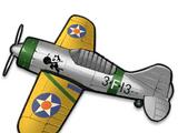 Brewster F2A Buffalo (Thach Squadron)