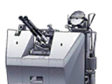 Twin 40mm Bofors STAAG Mk II