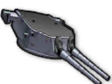 Twin 457mm (Mark A Prototype)