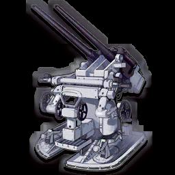 Twin 37mm AA Gun (SK C/30)