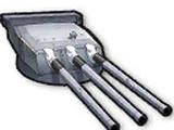 Triple 310mm (Type 0 Prototype)