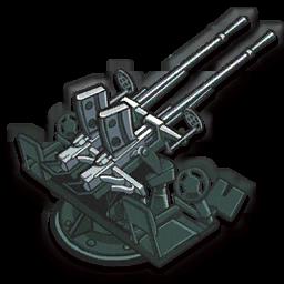 Twin 25mm AA Type 96