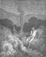 Dore 01 Gen04 Cain and Abel Offer Their Sacrifices