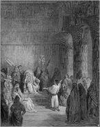 Dore 01 Gen41 Joseph Interprets Pharaoh's Dream