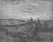 Dore 01 Gen12 Abraham Goes to the Land of Canaan