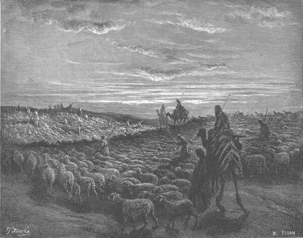 Dore 01 Gen12 Abraham Goes to the Land of Canaan.jpg