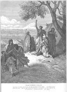 Gen9 Noah Curses Ham and Canaan