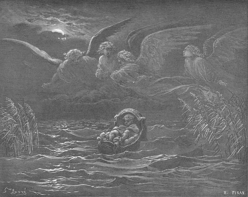 Dore 02 Exod02 The Child Moses on the Nile.jpg