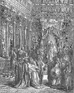 EstGr15 Esther Before the King