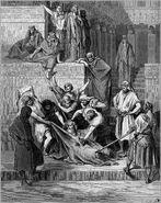 Dore 68 2Macc06 The Martyrdom of Eleazar the Scribe