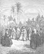 Dore 01 Gen33 Jacob and Esau Meet