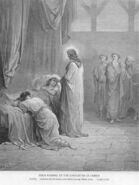Luke08a Jesus Raises the Daughter of Jairus