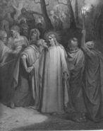 Dore 41 Mark14 The Kiss of Judas