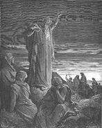 Dore 26 Ezek01 The Prophet Ezekiel