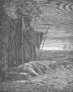 Dore 07 Judg19 A Levite Finds a Woman's Corpse