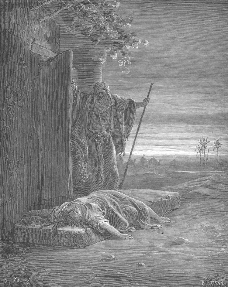 Dore 07 Judg19 A Levite Finds a Woman's Corpse.jpg