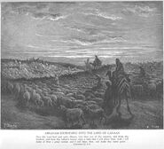 Gen12 Abraham Goes to the Land of Canaan