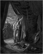 Dore 07 Judg04 Jael Kills Sisera