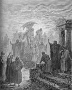 Dore 01 Gen24 The Meeting of Isaac and Rebekah
