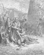 Dore 07 Judg09 The Death of Abimelech
