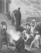 Dore 44 Acts19 Paul at Ephesus