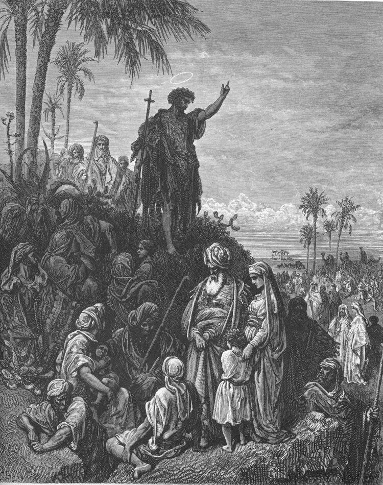 Dore 41 Mark01 John the Baptist Preaches in Wilderness.jpg