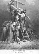 Mark15a Jesus' Body Is Taken Down