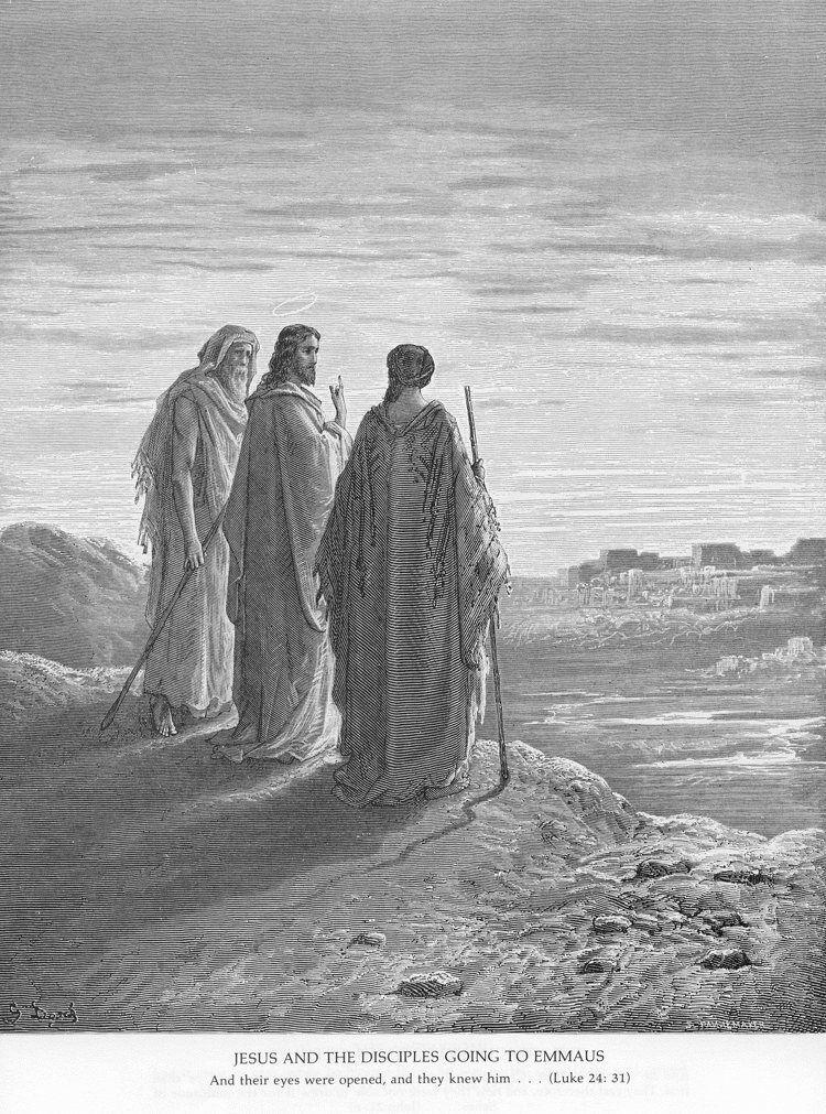 Luke24b Jesus and Two Disciples.jpg