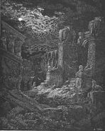 Dore 66 Rev18 The Fall of Babylon