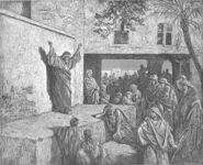 Dore 33 Micah01 Micah Exhorts the Israelites to Repent