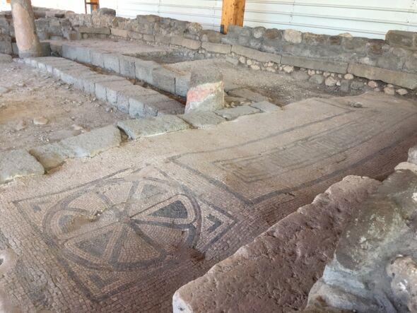 First Century Magdala Synagogue
