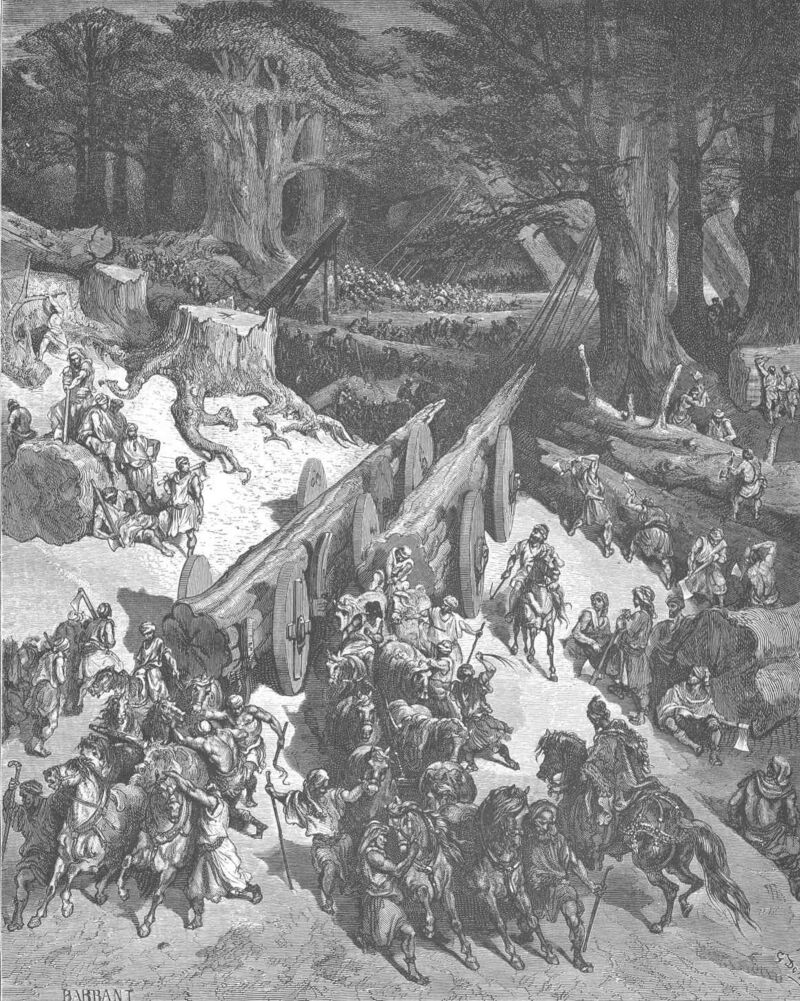 Dore 11 1Kings05 Cedars Are Cut Down for the Temple.jpg