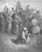 Dore 08 Ruth02 Ruth and Boaz