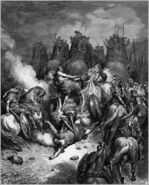 Dore 68 2Macc09 The Punishment of Antiochus