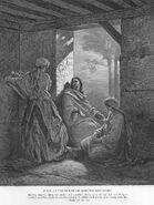 Luke10a Jesus with Martha and Mary