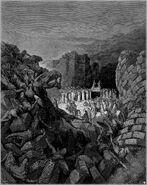 Dore 06 Josh06 The Walls of Jericho Fall Down