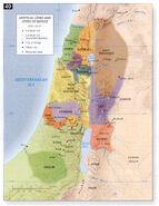 Af 040 Levitical Cities of Refuge