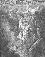 Dore 04 Num16 The Death of Korah, Dathan, and Abiram