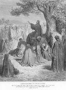 Luke12a Jesus Preaches to the Multitude