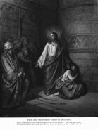 John08 Jesus and the Woman Taken in Adultery