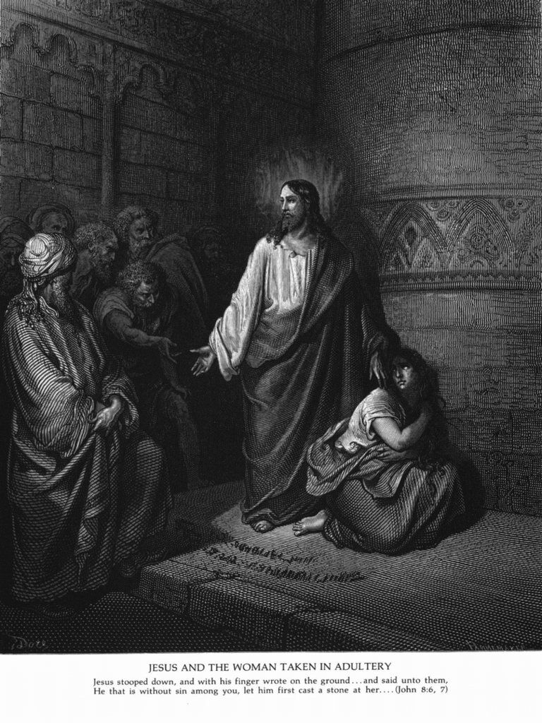 John08 Jesus and the Woman Taken in Adultery.jpg