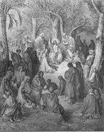 Dore 40 Matt06 The Sermon on the Mount