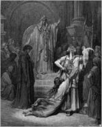 Dore 11 1Kings03 The Judgment of Solomon
