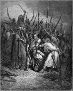 Dore 09 1Sam15 The Death of Agag