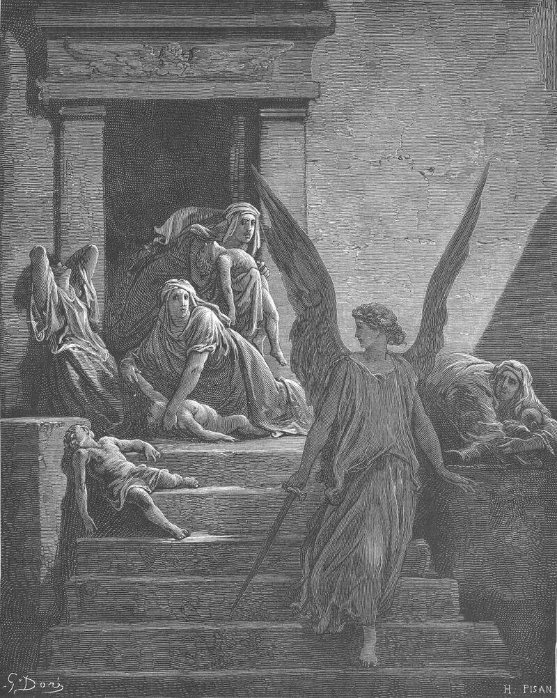 Dore 02 Exod12 The Firstborn of the Egyptians Are Slain.jpg