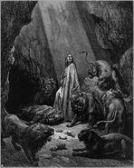 Dore 27 Dan06 Daniel in the Lions' Den
