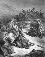 Dore 09 1Sam31 The Death of Saul
